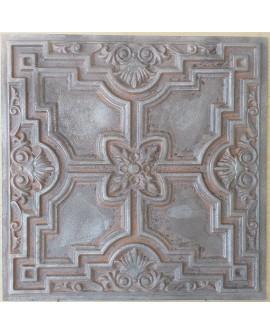 Amercian Ceiling tiles Faux Tin weathered iron color PL16 10pcs/lot
