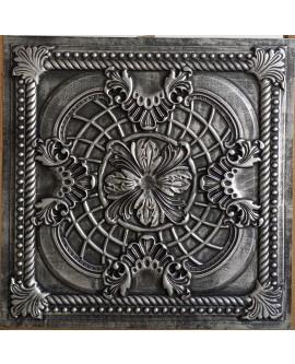 suspended Ceiling tiles Faux Tin antique tin color PL31 pack of 10pc