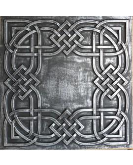 2x2 Ceiling tiles Faux antique tin color PL61 10pcs/lot