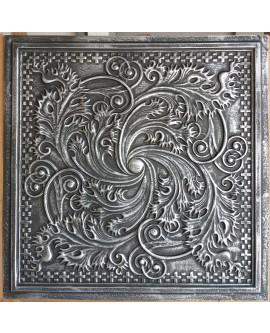 2x2 Ceiling tiles Faux antique tin color PL62 10pcs/lot