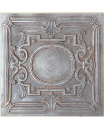 Amercian Ceiling tiles Faux Tin weathered iron color PL15 10pcs/lot