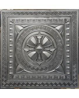 Faux Tin ceiling tiles antique tin color PL01 pack of 10pcs