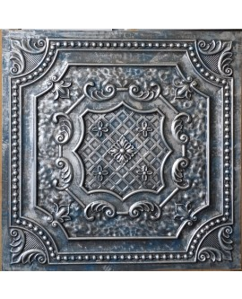 Faux Tin ceiling tiles antique tin color PL04 pack of 10pcs