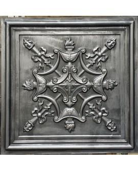 Faux Tin ceiling tiles antique tin color PL07 pack of 10pcs