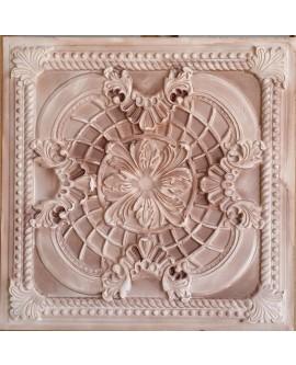 Ceiling tiles Faux Tin painting beige color PL31 pack of 10pc