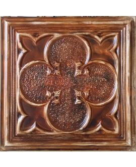 Ceiling tiles Faux painted oil painting wood color PL35 10pc/lot
