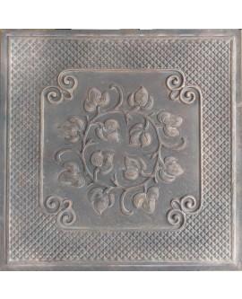 PVC Ceiling tiles Faux tin driftwood color PL66 10pcs/lot