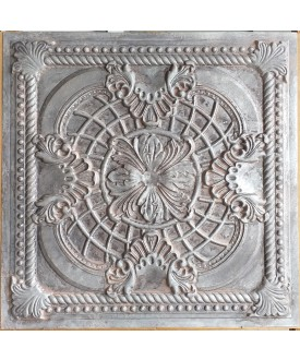 24x24 Ceiling tiles Faux Tin weathered iron color PL31 10pcs/lot