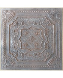 Amercian Ceiling tiles Faux Tin weathered iron color PL04 10pcs/lot