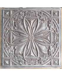 24x24 Ceiling tiles Faux Tin weathered iron color PL10 10pcs/lot