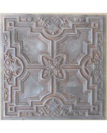 Amercian Ceiling tiles Faux Tin weathered iron color PL16 10pcs/lot