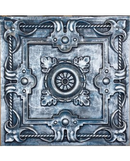 Tin ceiling tiles artistic antique tin color coffee wall panel PL29 pack of 10pcs
