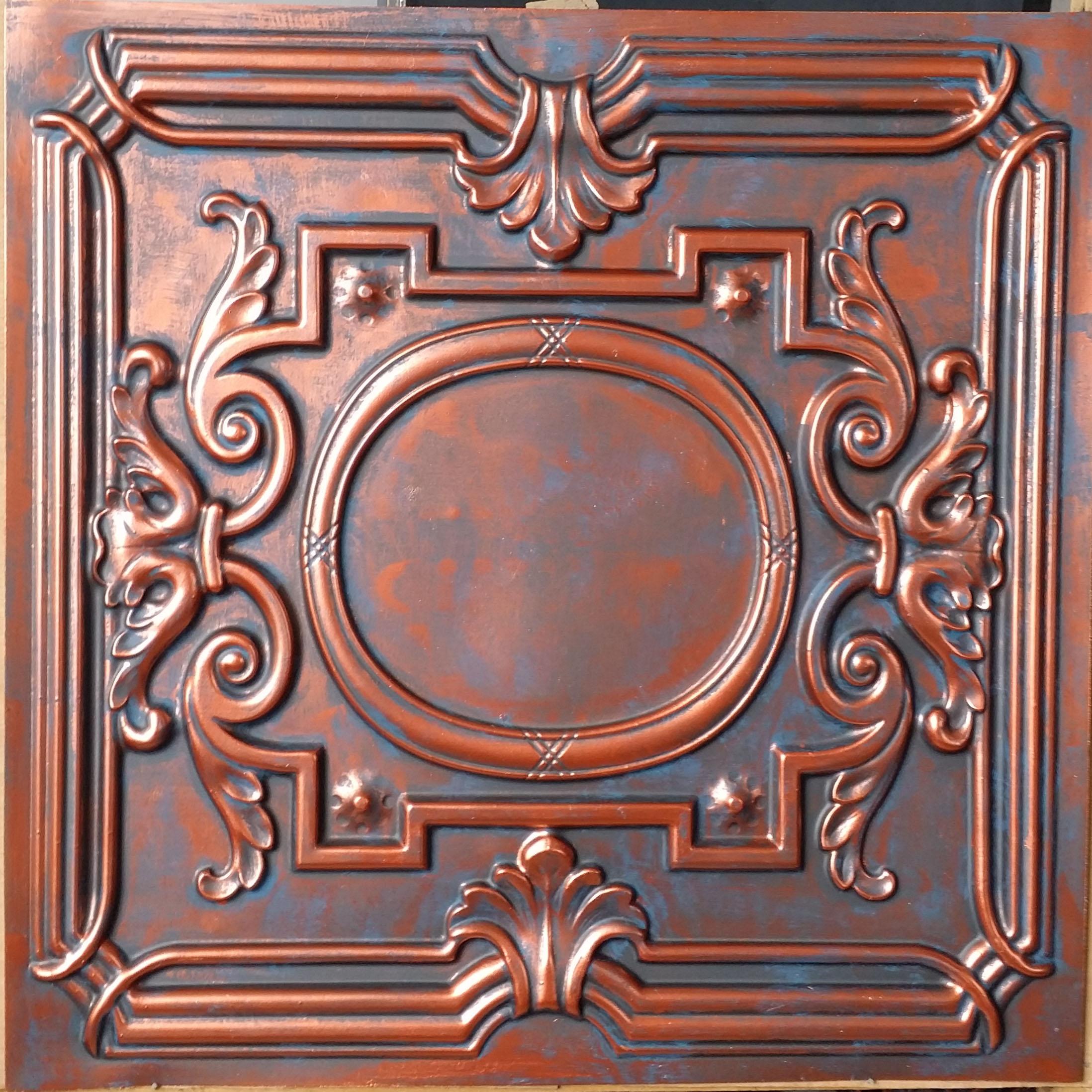PL15 Rustic copper